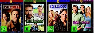 Everwood Staffel 1-4 (1+2+3+4) DVD Set NEU OVP Die komplette Serie