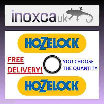 Hozelock Garden Hose Connector O-Rings Seals Spares Kit Rubber Joint Rings