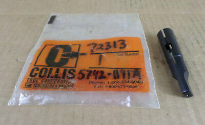 Collis Tool Corp. 72313 25/64 Taper Extension Collet
