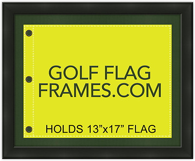 16 x 20 Flag Frame 9282(g) (holds 13x17 Masters Golf Flags; Flag Not Incl)