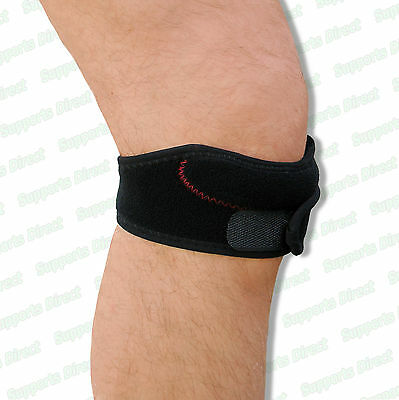 1 Magnetic Neoprene Sports Knee Strap Patella Support