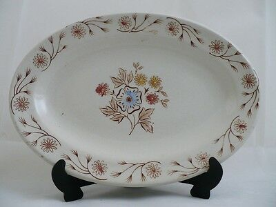 Vintage Grindley Southwind Small Oval Serving Plate
