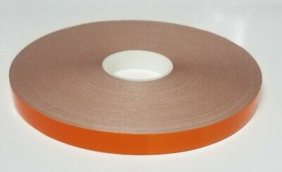 "1/4"" x 150 ft Orange Reflective Pinstriping Safety Tape"