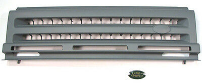 Land Rover Discovery 1 94-99 Genuine Front Grille W/ Badge Dhb102510Lml New