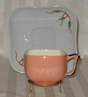 Weil Ware MANGO Cup and Saucer