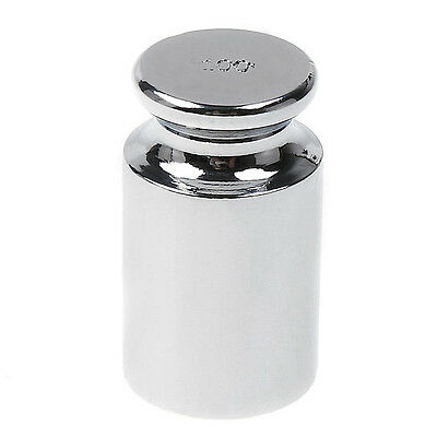 100g Gram Chrome Calibration Weight for Mini Digital Pocket Balance Scale