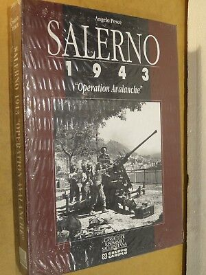SALERNO 1943 Operation Avalanche Angelo Pesce WWII Seconda Guerra Mondiale Sbarc
