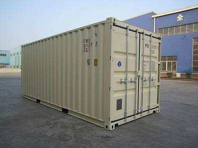 Storage Containers: New 20' Cargo Shipping Container