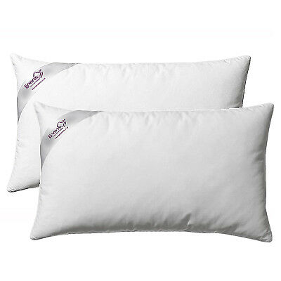 **Special Offer** Duck Feather And Down Pillows, Pair