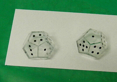 Dice to use on the overhead projector-everyone can see- 75% off retail