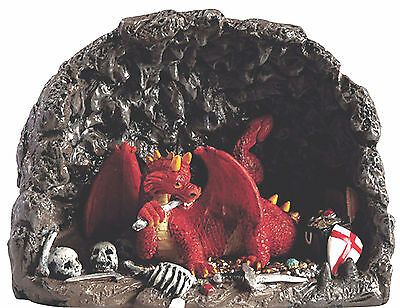 Dragon's Lair #52122 Lemax Spooky Town Collection