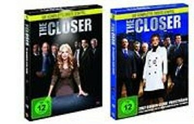 DVD Set * The Closer - Season/Staffel 1+2 * NEU OVP
