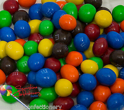 M & M 's PEANUT -  1KG  -  CHOCOLATES  -  BULK LOLLIES & SWEETS