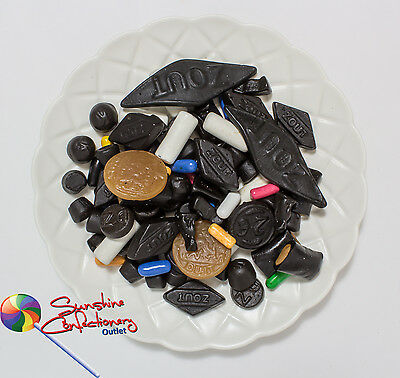 DUTCH  Assorted  Licorice  Mixture - 500g - IMPORTED  LICORICE Postage Included