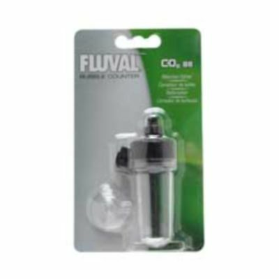 Fluval Plant Pressurised CO2 Bubble Counter 88g Fish Tank Aquarium