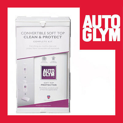 Autoglym Fabric Hood Kit