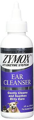 Zymox Ear Cleanser Chronic Otitis externa 4oz