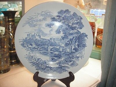 COUNTRYSIDE-BLUE by WEDGWOOD CHINA DINNER PLATE