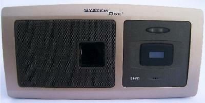 """System One Front Door Station With Camera    """" New In Box """""""