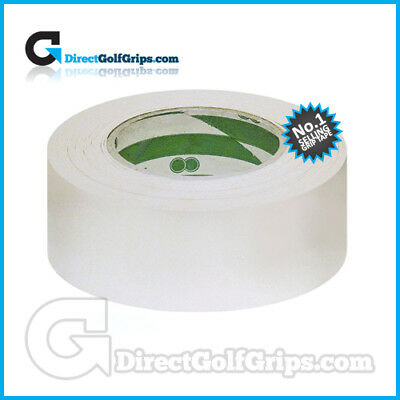 """Double Sided Premium Golf Grip Tape 2"""" Inch - 36 Yard Roll"""