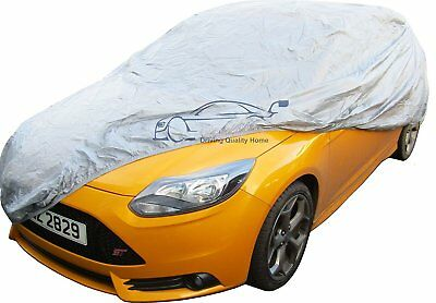 Waterproof Plastic Vinyl Breathable Car Cover to fit BMW 3 SERIES E36 94-00 /& Frost Protector