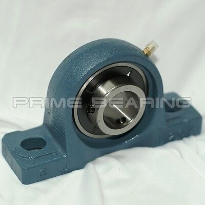"""Pillow block bearings solid base high quality 1-1//2/"""" UCP208-24 self-align"""