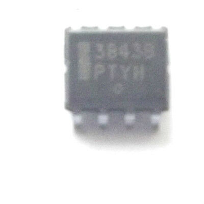 UC3843BD marked 3843B   PWM Controller Current Mode 52kHz SOP-8
