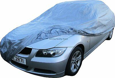 Mercedes E CLASS W211 02 on Waterproof Plastic Vinyl Breathable Car Cover /& Fros