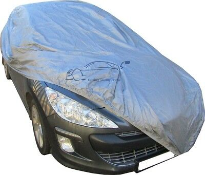 Mazda MX5 05 on Waterproof Elasticated UV Car Cover & Frost Protector