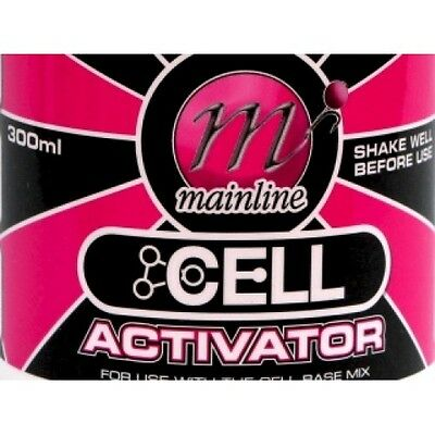 Mainline Baits Base Mix Activator 300ml Bottle - All Types Available
