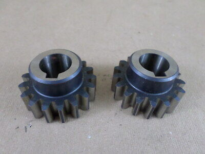 Lot of 2 Unbranded H250.412-3/00 Gears For Milling System