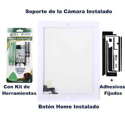 Pantalla Táctil Ipad 2 Blanca Digitalizador Ventana Touch Screen Tactil Carcasa