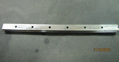 "INA LINEAR TECKNIK Technique Lineaire 16-3/16"" LINEAR BEARING RAIL 1"" X 3/4"" NEW"