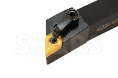 "Out of stock 90 Days 3/4 X 4-1/2"" RH MDJN INDEXABLE TURNING TOOL HOLDER DNMG"
