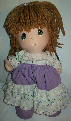 PRECIOUS MOMENTS DOLLLS OF THE MONTH SPRING DOLL FREE USA SHIPPING
