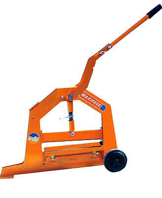BELLE MAXIPAVE Block Splitter Cutter  Heavyweight Great Quality Paving Tools