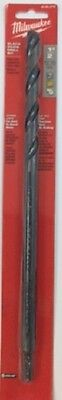 Milwaukee 48-89-2776 1/2 in. x 12 in. Aircraft Length Black Oxide Bit