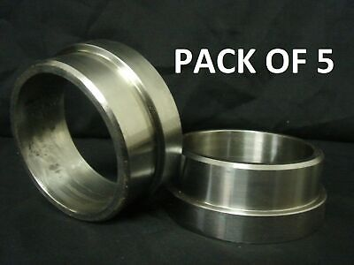"4"" x 40mm Weld On Victaulic Ends for Concrete Pumps-Pack of 5"
