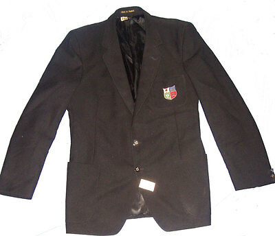 BRITISH LIONS DINNER BLAZER WORN by JEFF SQUIRE OF WALES LIONS TOUR 1983
