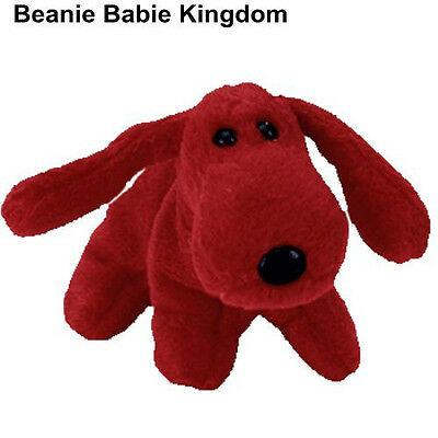 Ty Jingle Beanie * Rover * The Red Dog