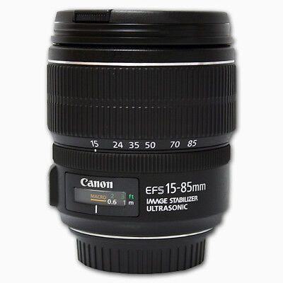 Canon EF-S 15-85mm f/3.5-5.6 IS USM Lens - Brand NEW!