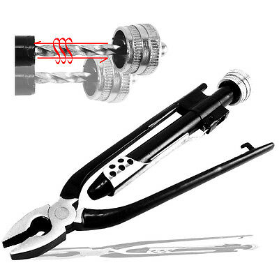 """9"""" Aircraft Safety Wire Twist Twister Lock Pliers Tool"""