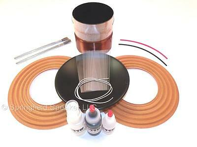 """Kicker L7 2.58"""" Coil Replacement Kit - Dual 4 Ohm - 2.58"""" COIL VERSION ONLY"""