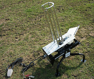 Gdk Black Wing, Clay Pigeon Trap, 12V, Automatic Clay Traps, Electric Thrower
