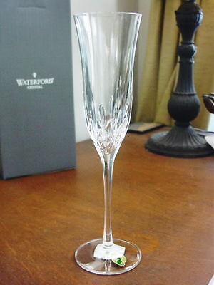 Waterford Crystal LISMORE ESSENCE Champagne Flute (s) IRELAND - NEW / BOX!