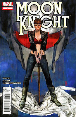 Moon Knight 7A NM (4th Series)(Marvel)(2011) **8