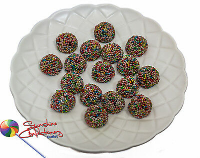 Aniseed Sparkles - 1kg -  Bulk Jelly Lollies, Made in Australia