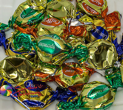 Assorted Toffees  -  1Kg  -  Bulk Lollies-Candies-Toffee