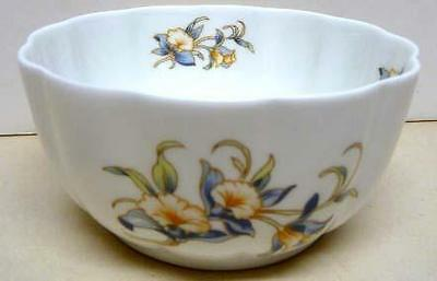 AYNSLEY-VARIETE BOWL-JUST ORCHIDS-MADE IN ENGLAND