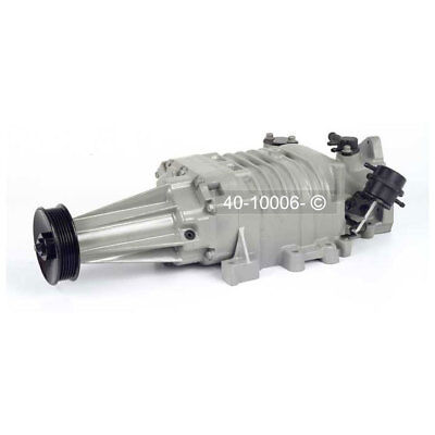 Genuine OEM Remanufactured GM Supercharger For Buick Chevy Olds & Pontiac 3800